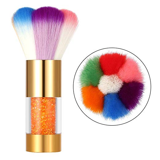 Acrylic Handle Nail Brush